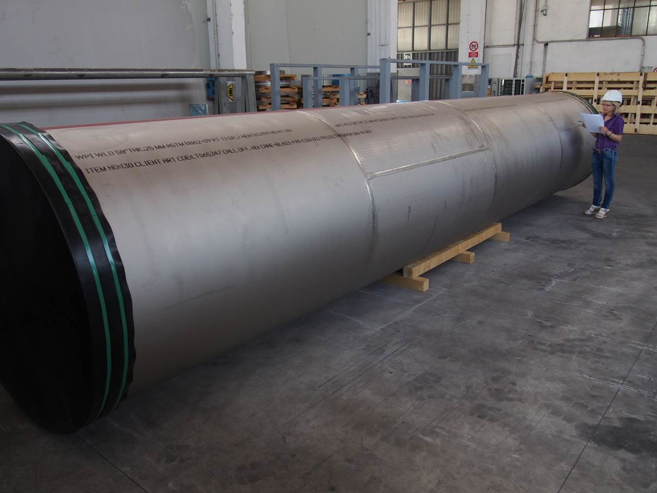 Heavy Wall Welded Pipes Wpi Welded Pipe Industries